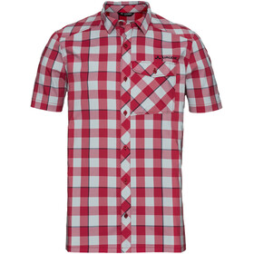 VAUDE Prags II Shirt Herren dark indian red
